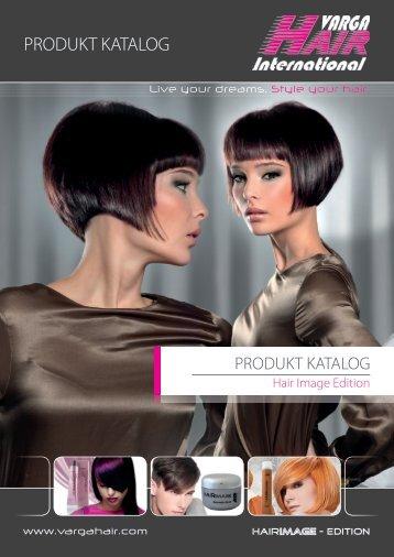 PRODUKT KATALOG - Varga Hair