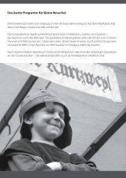 Kinderprogramm 2010 (pdf) - Siegburg