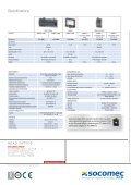 DIRIS® N - SOCOMEC Group - Page 6