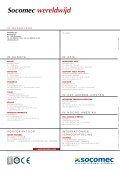 Documentatie SIRCO M - Socomec - Page 6