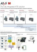 Single and three phase modular Automatic ... - Socomec Group - Page 3