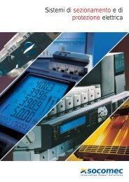 Sistemi di sezionamento e di protezione elettrica