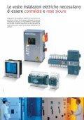Sistemi di sezionamento e di protezione elettrica - Page 4