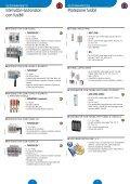 Sistemi di sezionamento e di protezione elettrica - Page 6