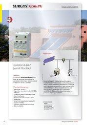 SURGYS® G50-PV - Socomec