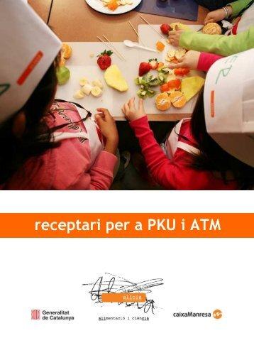 receptari per a PKU i ATM