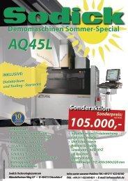 Download Info PDF - Sodick