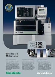 VZ300L VZ500L - Sodick
