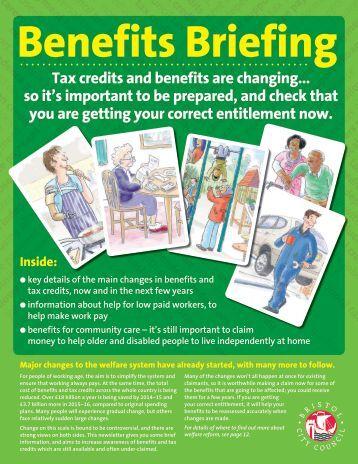 Benefits Briefing