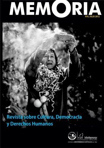Revista Memoria N° 08