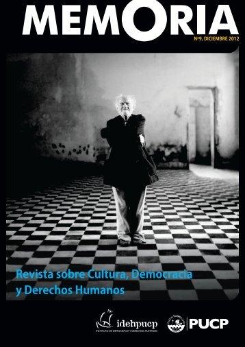 Revista Memoria N° 09