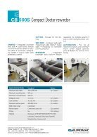 Euromac slitter rewinders catalogue - Page 5