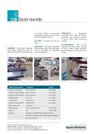Euromac slitter rewinders catalogue - Page 7