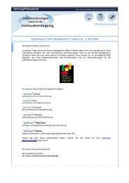 Einladung zur Facility Management in Frankfurt (6. - 8. Mai 2008 ...
