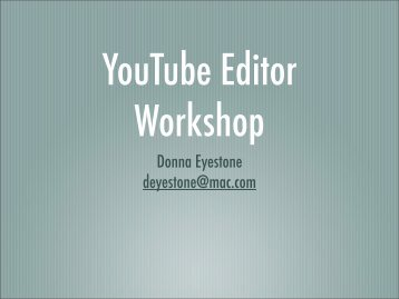 Eyestone-Youtube-editor
