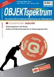Aufbau eines Nutzerkonzeptes für - Sogeti Deutschland GmbH