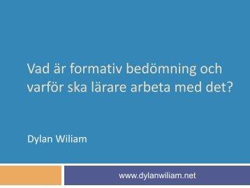 DylanWiliam