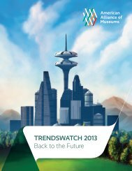 TRENDSWATCH 2013 Back to the Future