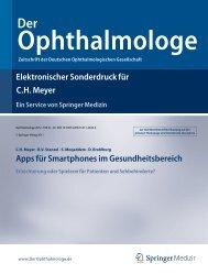 Apps für Smartphones im Gesundheitsbereich ... - Klinik Pallas