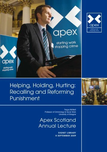 Apex-lecture---Fergus-McNeill
