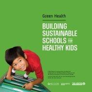 BUILDING SUSTAINABLE SCHOOLS HEALTHY KIDS
