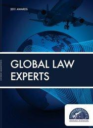 GLOBAL LAW EXPERTS - Kellerhals Anwälte