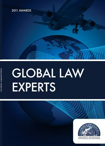 GLOBAL LAW EXPERTS - Kellerhals Anwälte