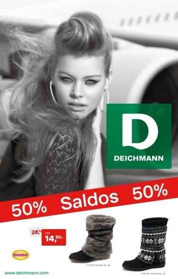 os 50 % 50% Saldos 50 %
