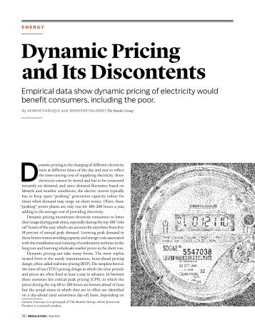 Dynamic Pricing and Its Discontents