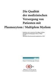 Plasmozytom / Multiplem Myelom - SFK