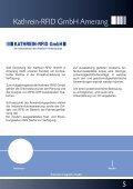 RFID-Wide Range-Antennenübersicht - BONANOMI AG - Seite 5