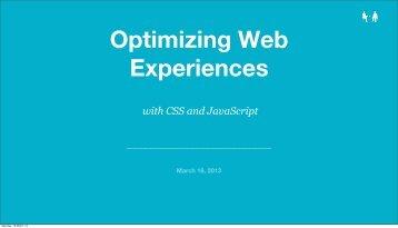 optimizing-web-experiences