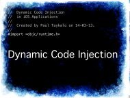 dynamic-code-injection