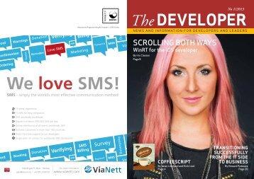 We love SMS!