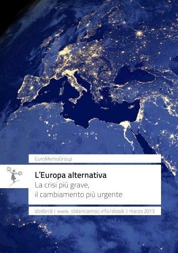 L'Europa alternativa