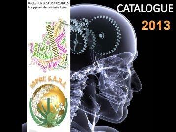 Catalogo MRPC
