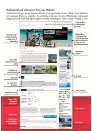 Designs: web to d Basisdes Designva mischen Individua nach De ...