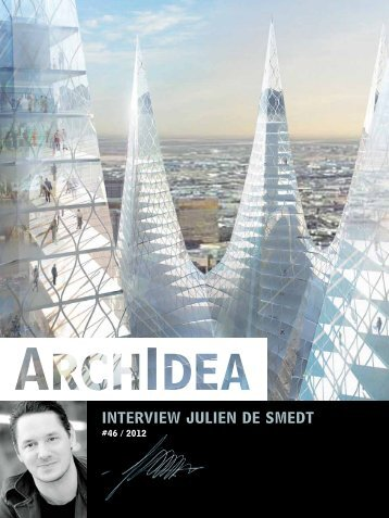 INTERVIEw julIEN dE smEdT