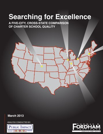 Searching for Excellence