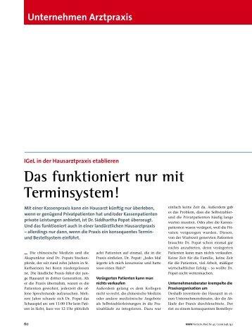 Bestellsystem - Anke Thomas