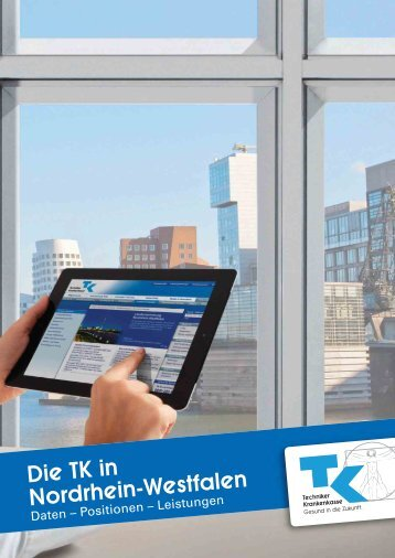 Die TK in Nordrhein-Westfalen - Techniker Krankenkasse