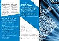 UTS: IT SHORT COURSES - University of Technology, Sydney