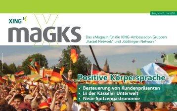 Positive Körpersprache - XING Kassel und Göttingen