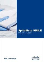 Spitalliste SMILE - KLuG