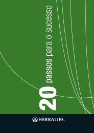 20 Passos para o Sucesso