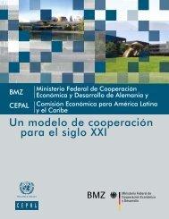 Un modelo de cooperación para el siglo XXI