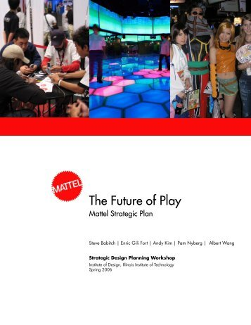 The Future of Play