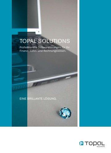 TOPAL SOLUTIONS - KM-U AG