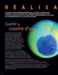 Progrès accomplis dans la protection del'ozone stratosphérique - Page 4