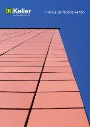 Plaque de façade kelton - Keller AG Ziegeleien